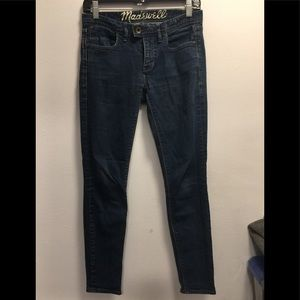 Madewell Jeans 26 Ex Cond